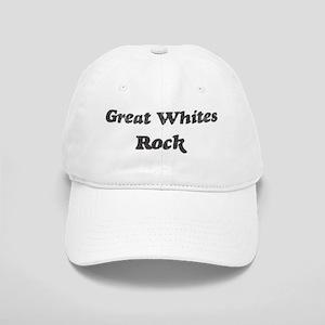 Great Whitess rock] Cap